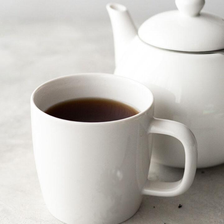Easy Earl Grey Tea