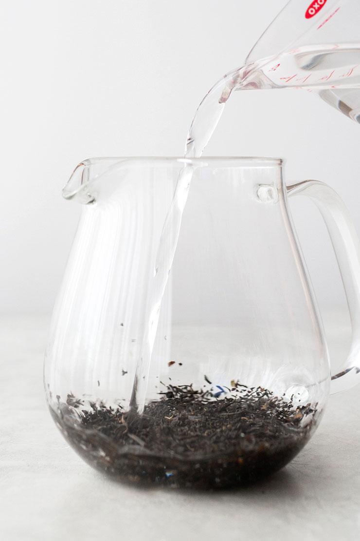 Cold Brew Earl Grey Tea