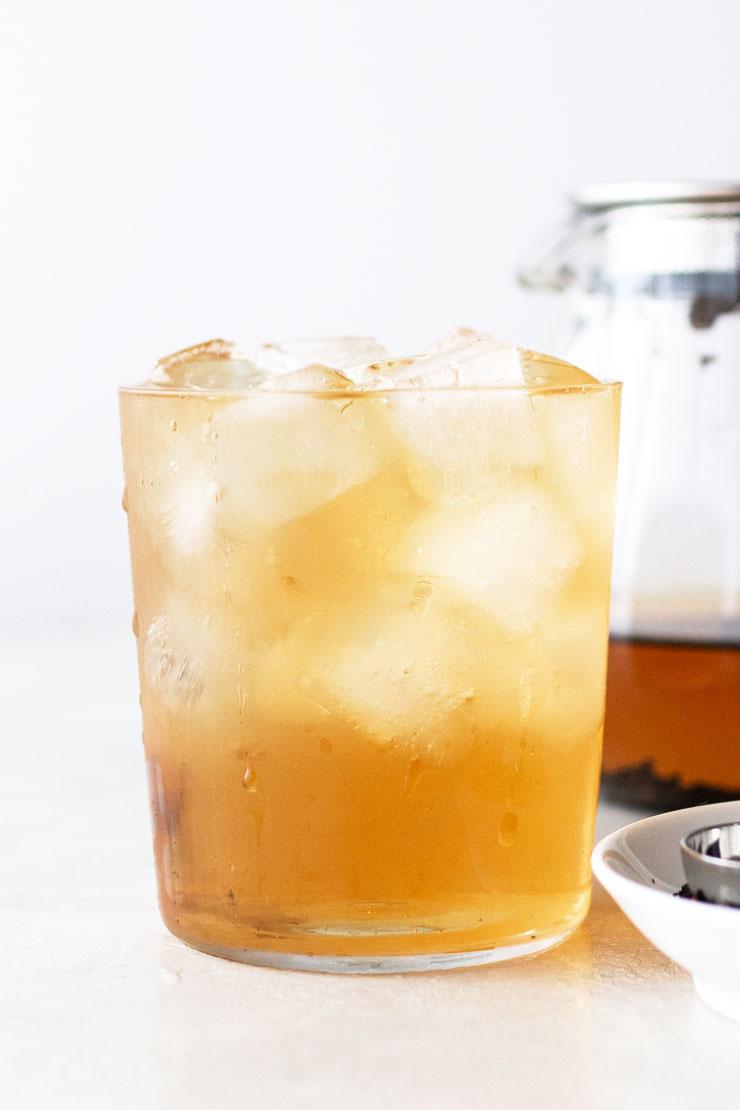 Cold Brew Iced Earl Grey Tea