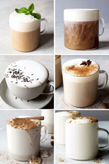 How to Make Tea Lattes + 17 Tea Latte Recipes