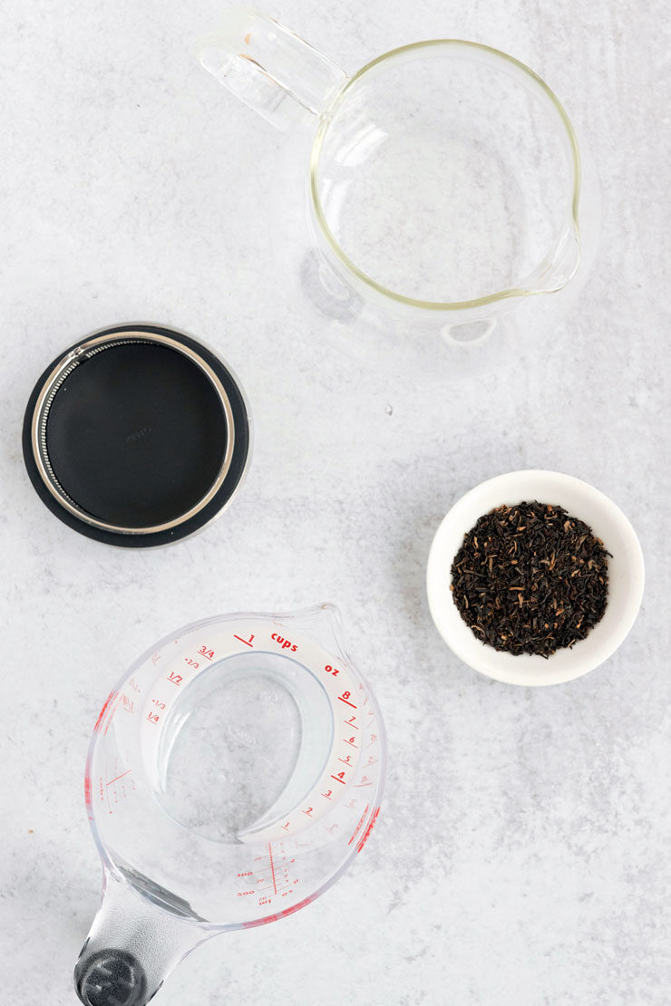 Assam Tea Ingredients