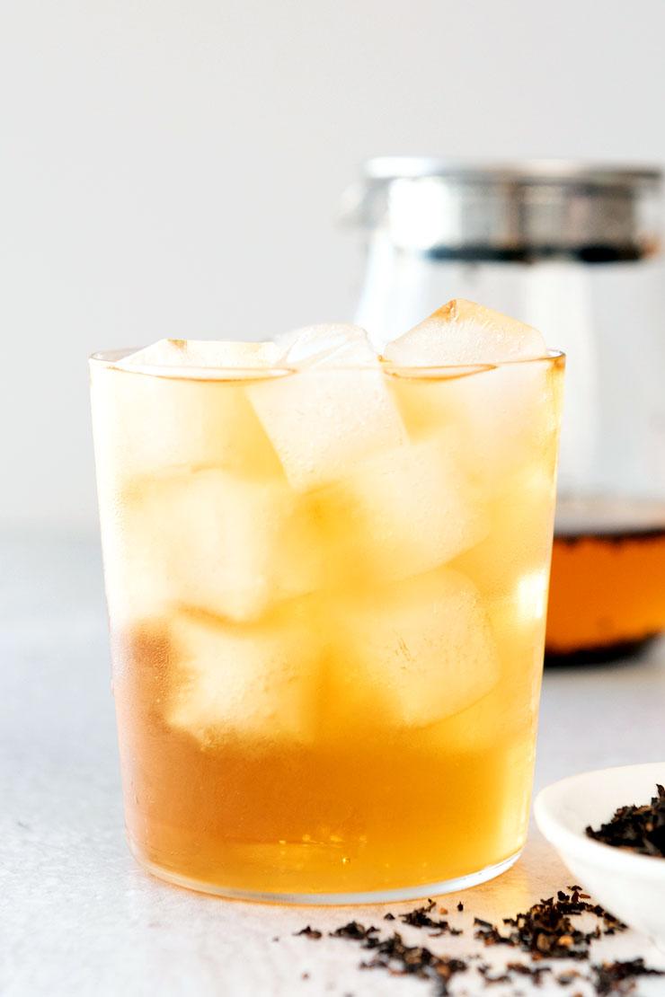 Cold Brew Assam Tea