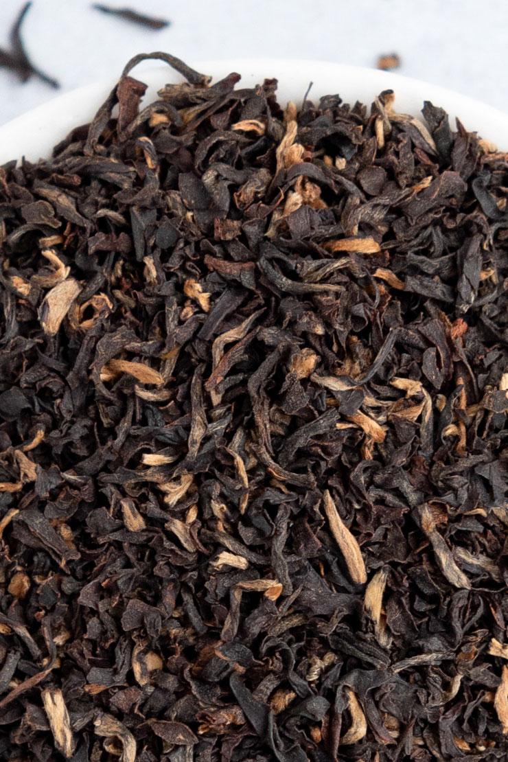 Loose Assam tea