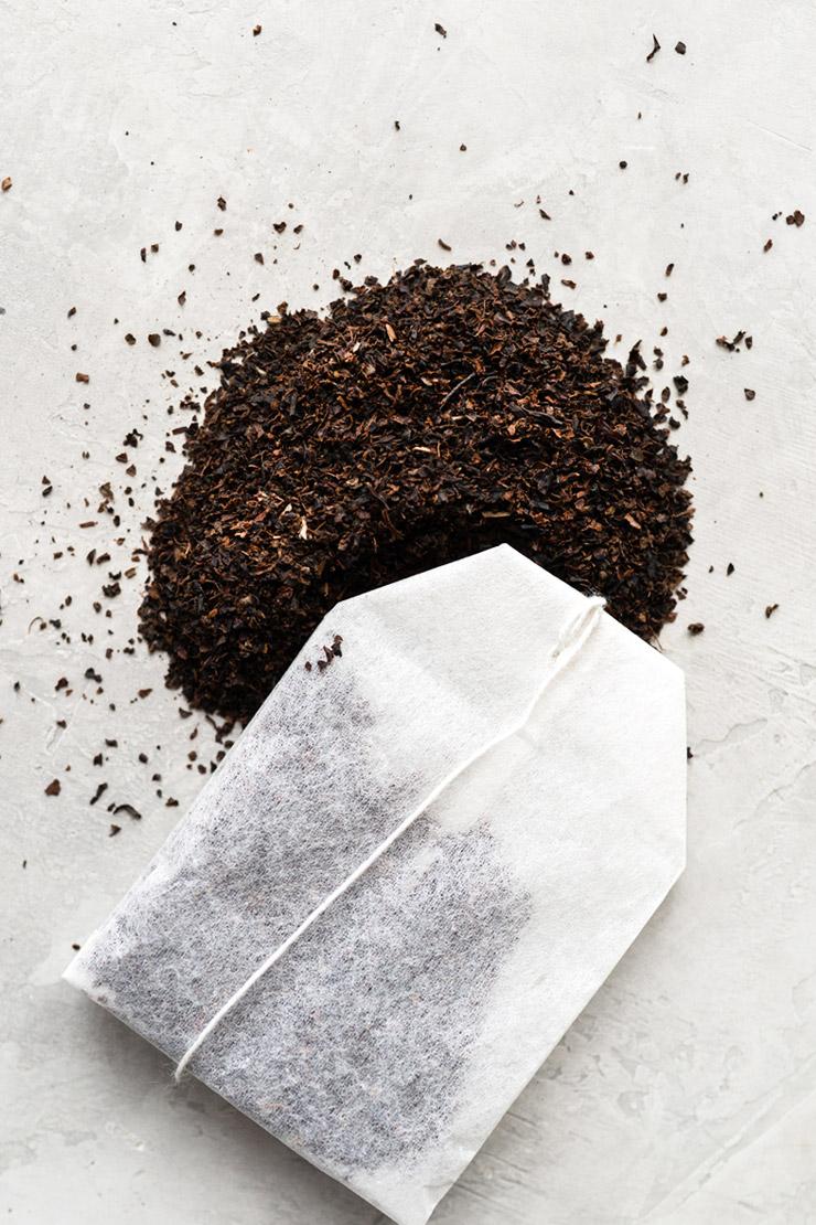 Tea in Tea Bags