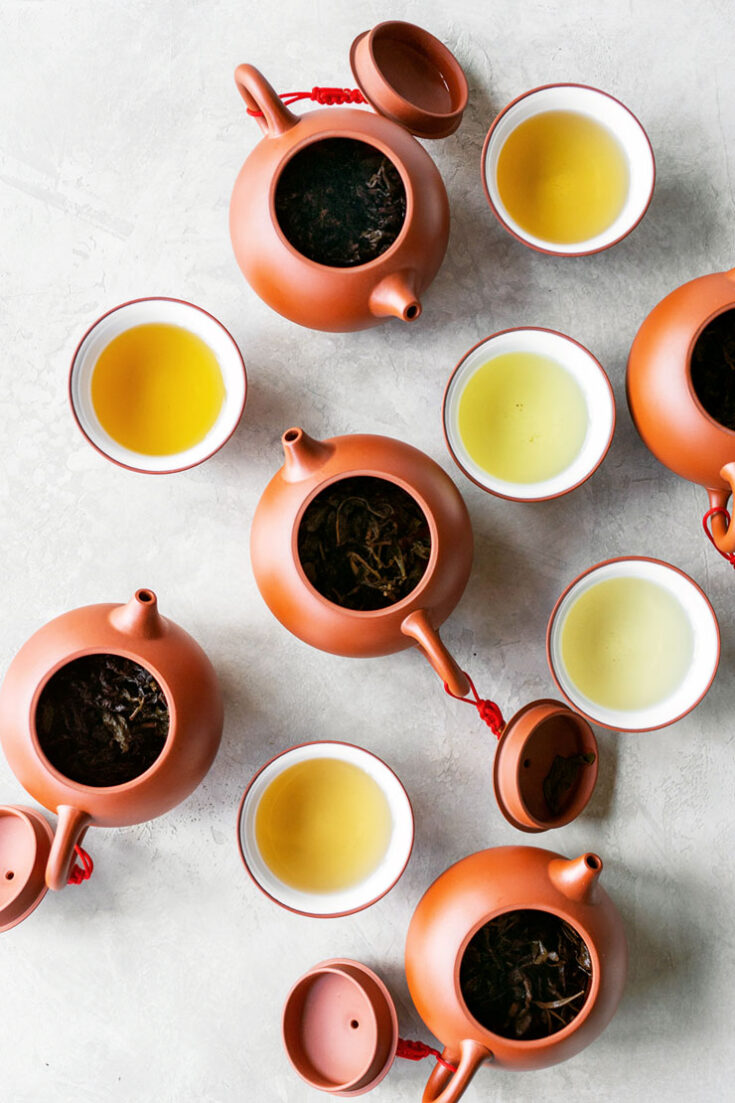 Oolong Tea Starter Guide
