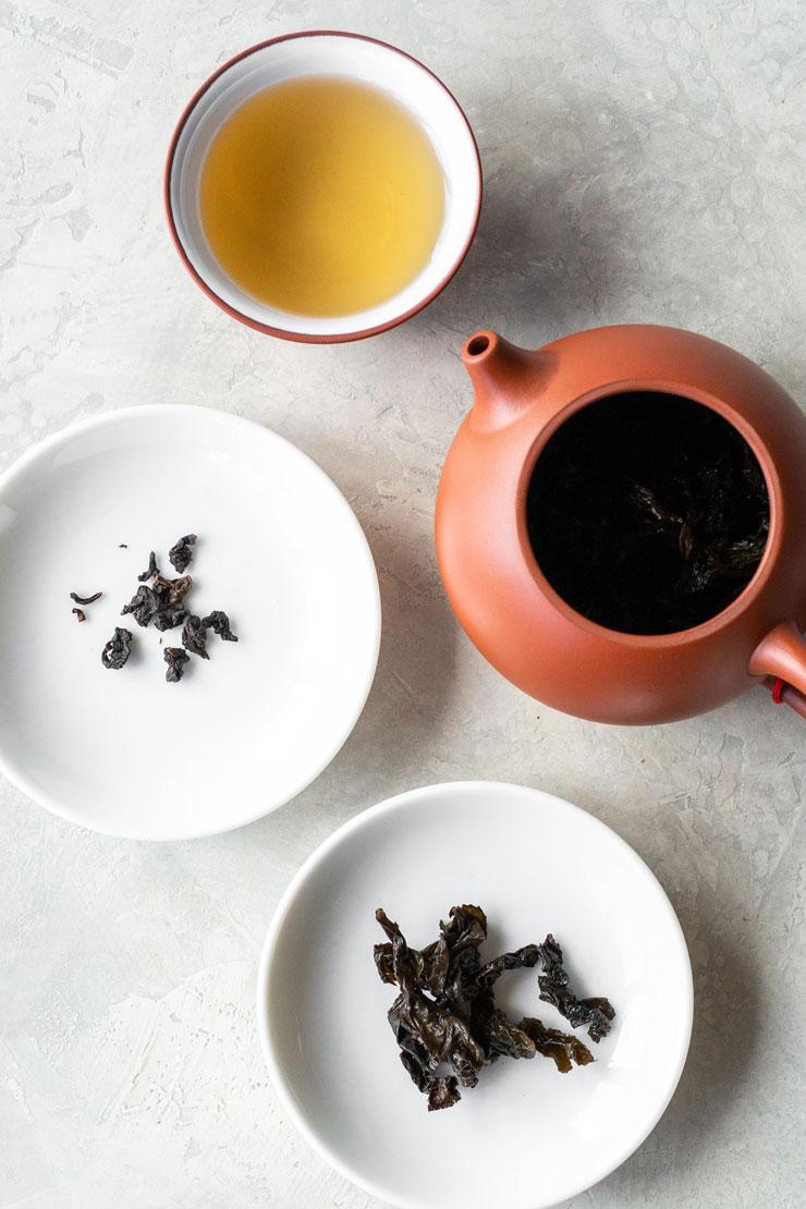 Iron Goddess of Mercy (Tie Guan Yin) oolong tea