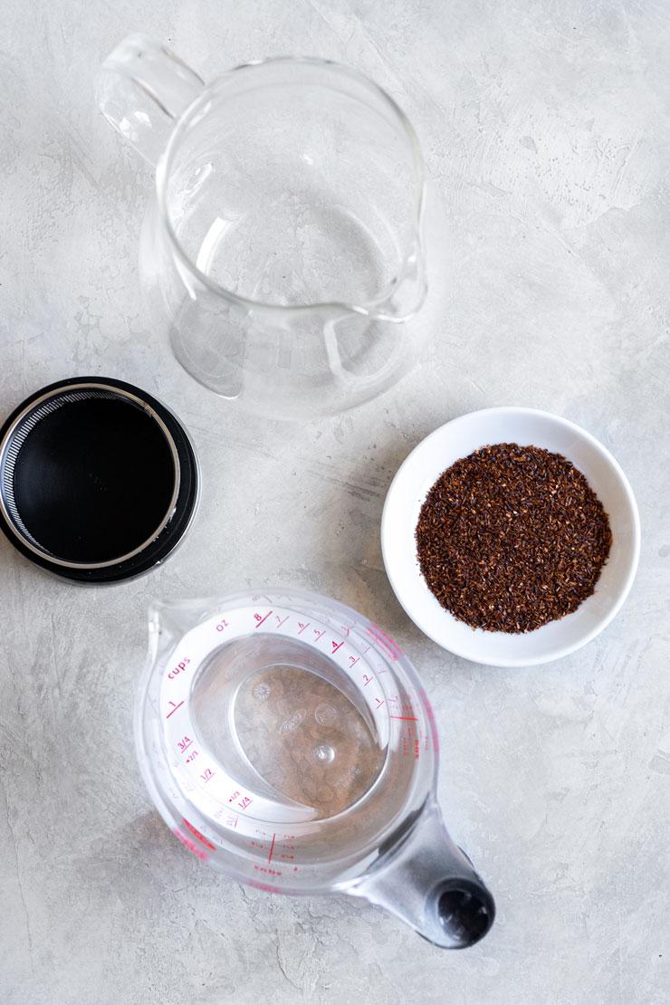 Rooibos Tea Ingredients