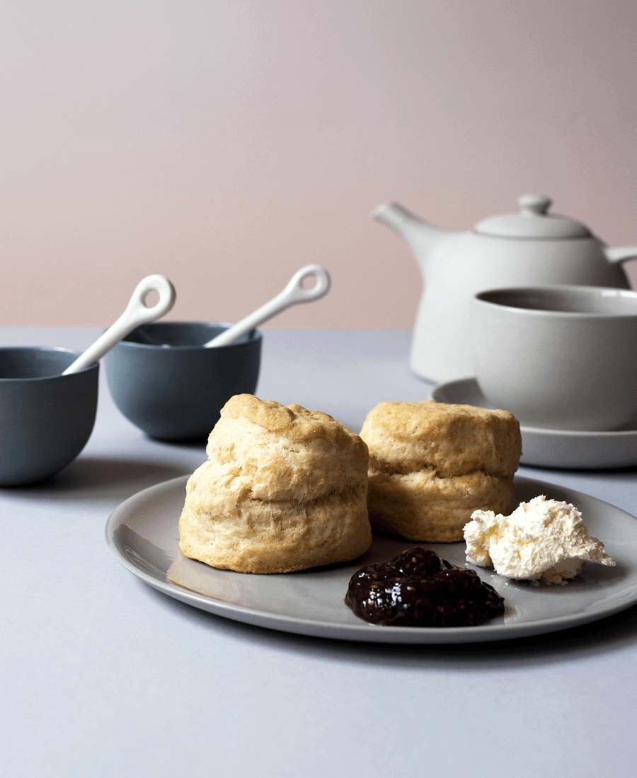 How to Eat a Scone Properly