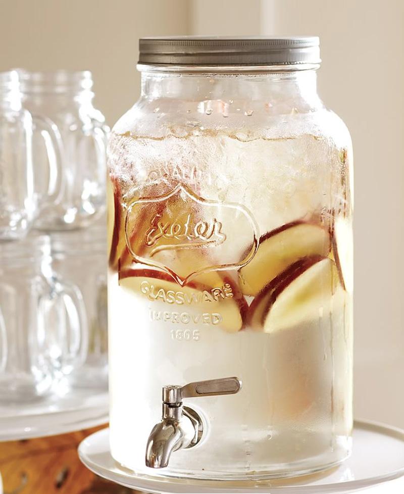 Iced tea dispenser