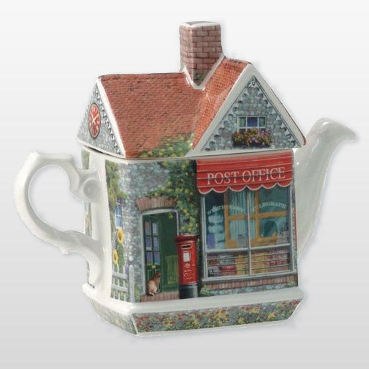 British teapot