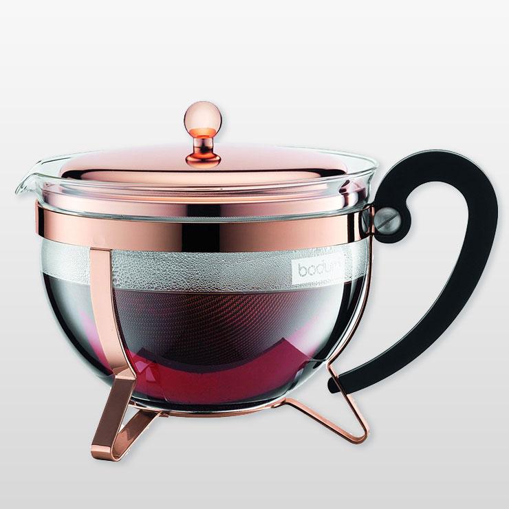 Bodum teapot