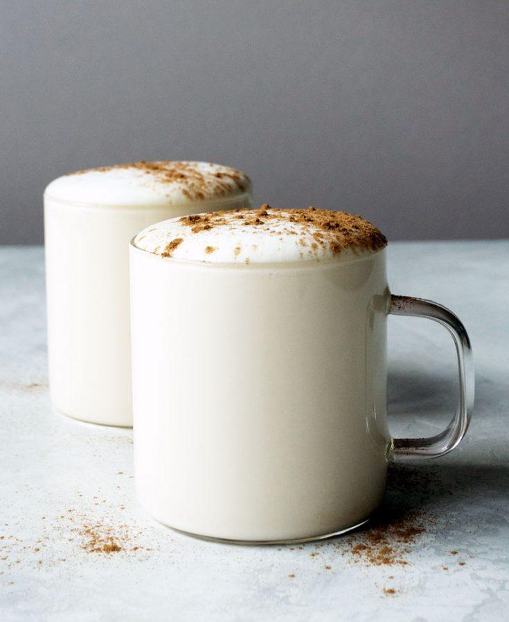How to Make a Tea Latte