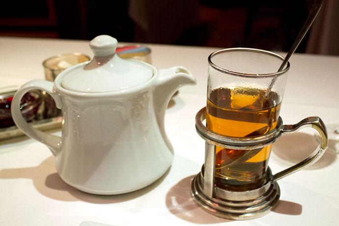 Afternoon tea Russian Tea Room