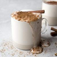 Chamomile Tea Latte Recipe