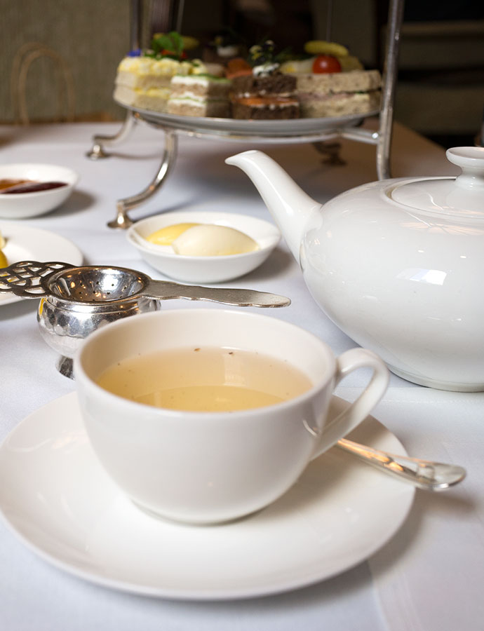 Afternoon tea The Peninsula