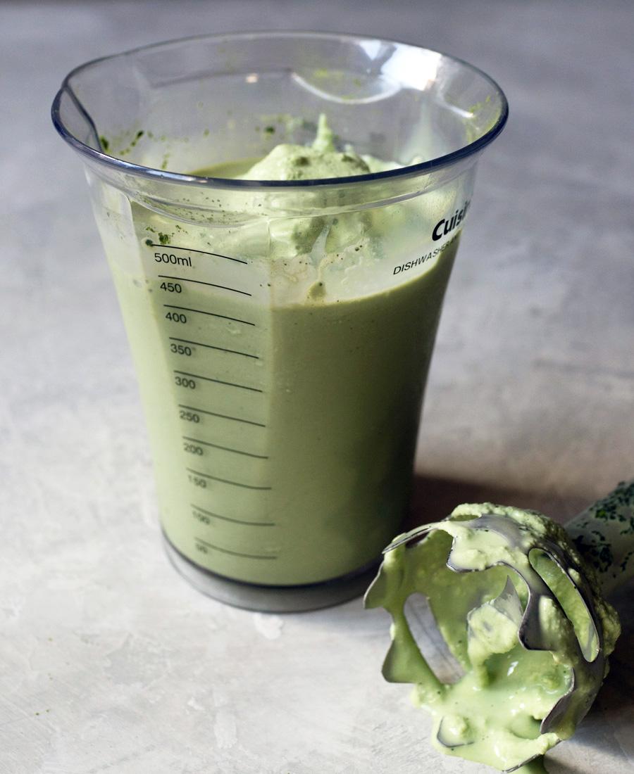 How to make a milkshake photo