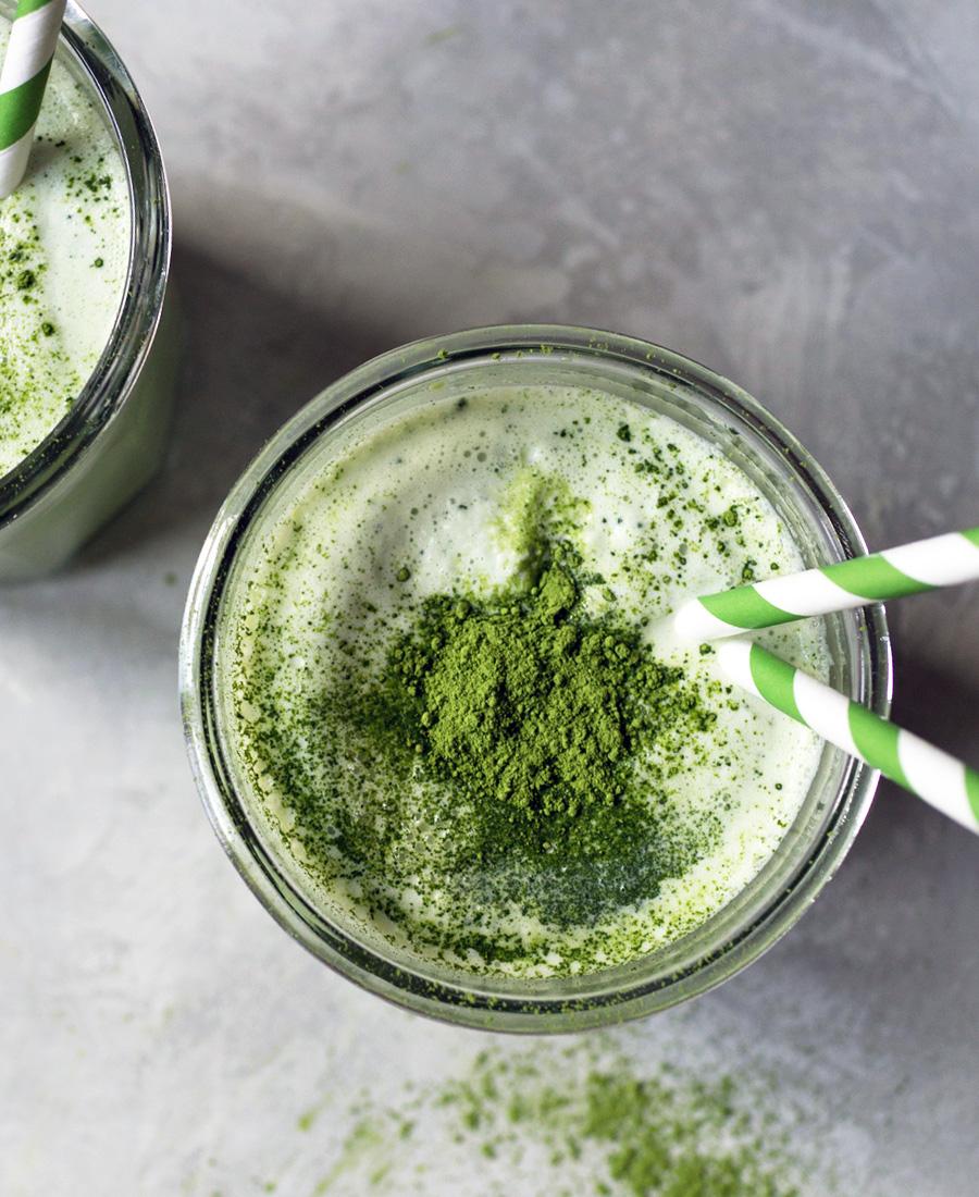How to make the best milkshake photo