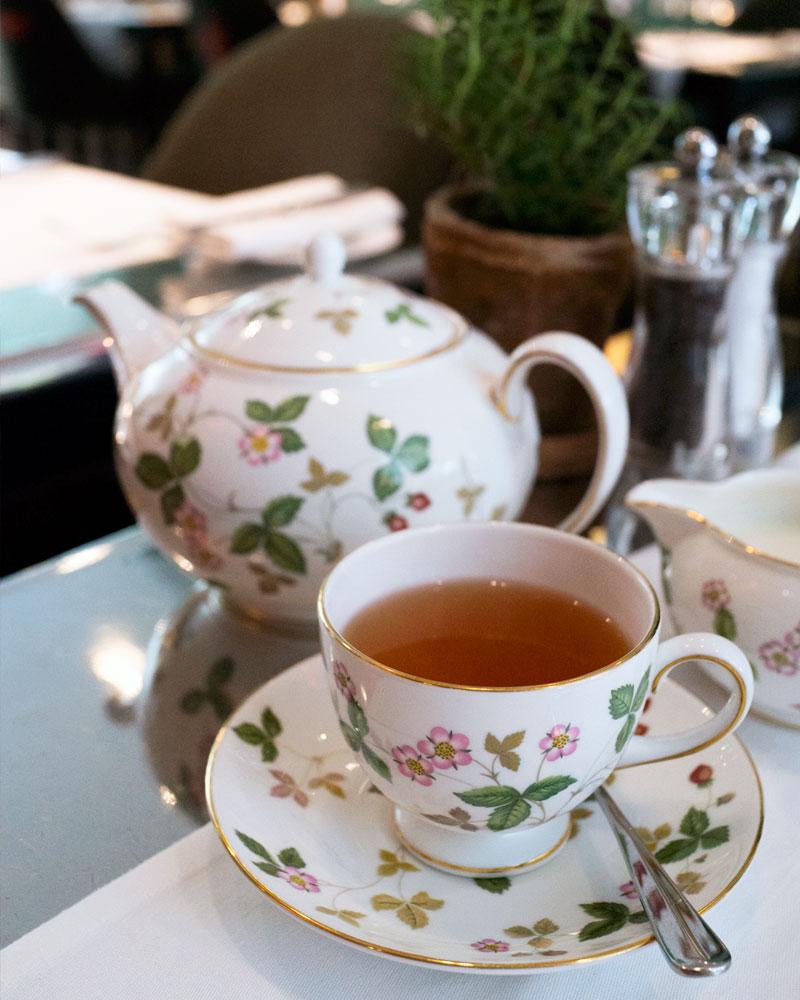 Crosby street hotel afternoon tea