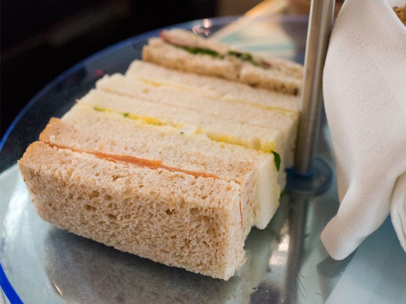 Crosby street tea sandwiches