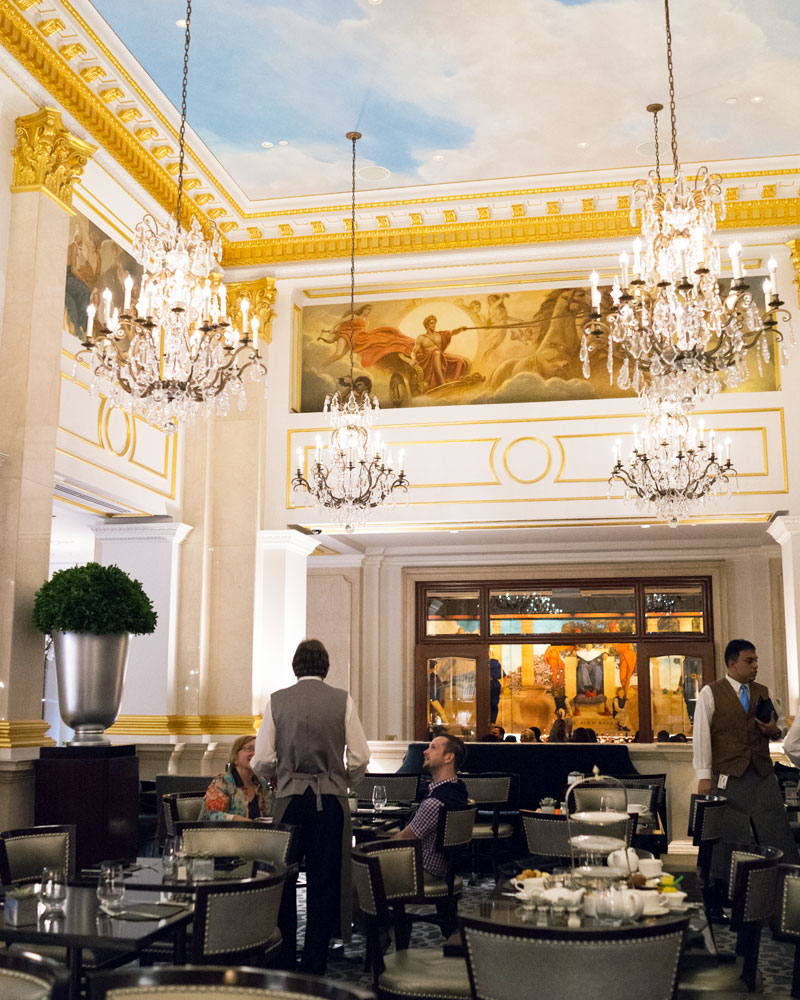 Afternoon tea at the st regis new york oh how civilized for The st regis