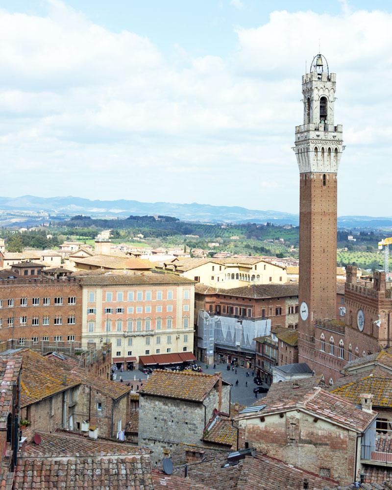Day trip to Siena