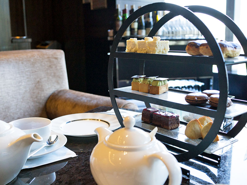 Afternoon Tea Review of the Mandarin Oriental New York