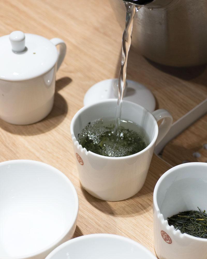 Grand Cru Tea Tasting Class at Palais Des Thés