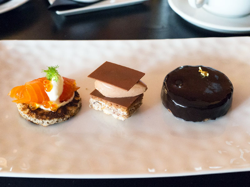 Lamb's Club Afternoon Tea Review