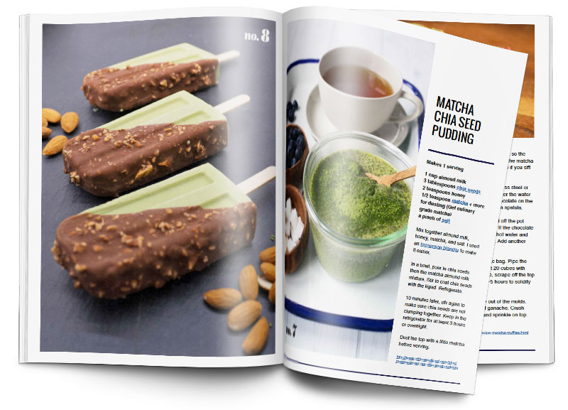 Matcha ebook