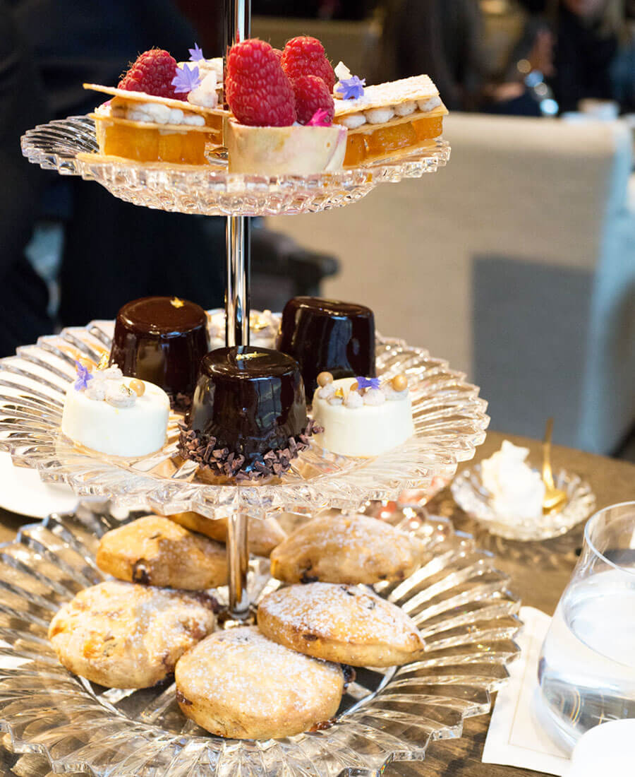 baccarat afternoon tea