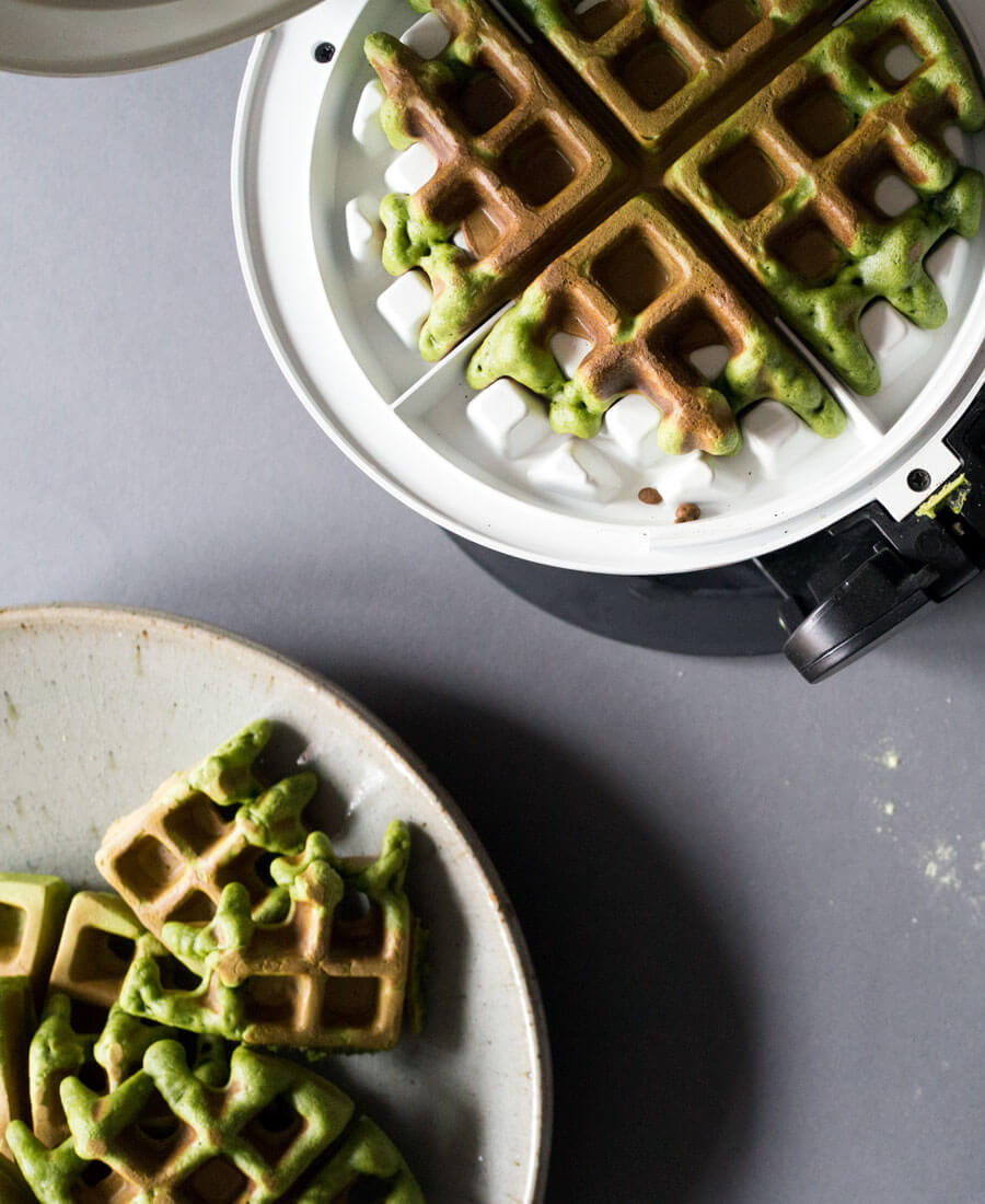 Waffles Recipe photo
