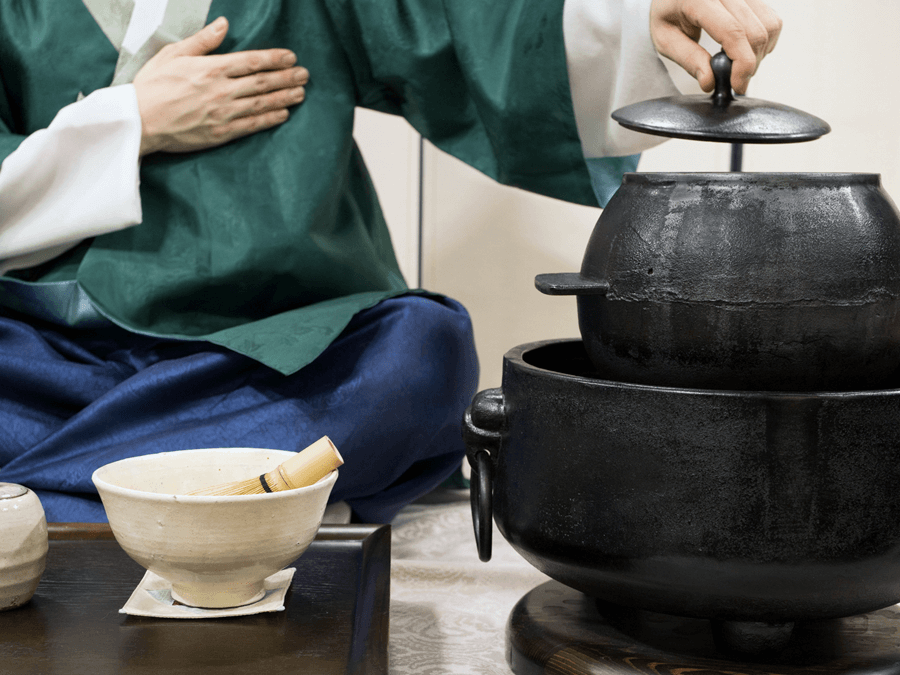 Korean Traditional Tea Ceremony