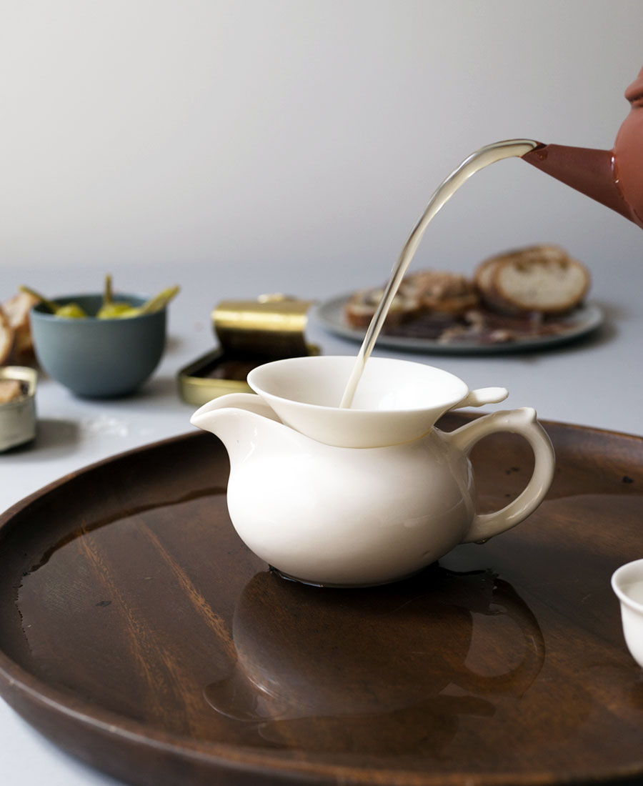 pairing oolong tea
