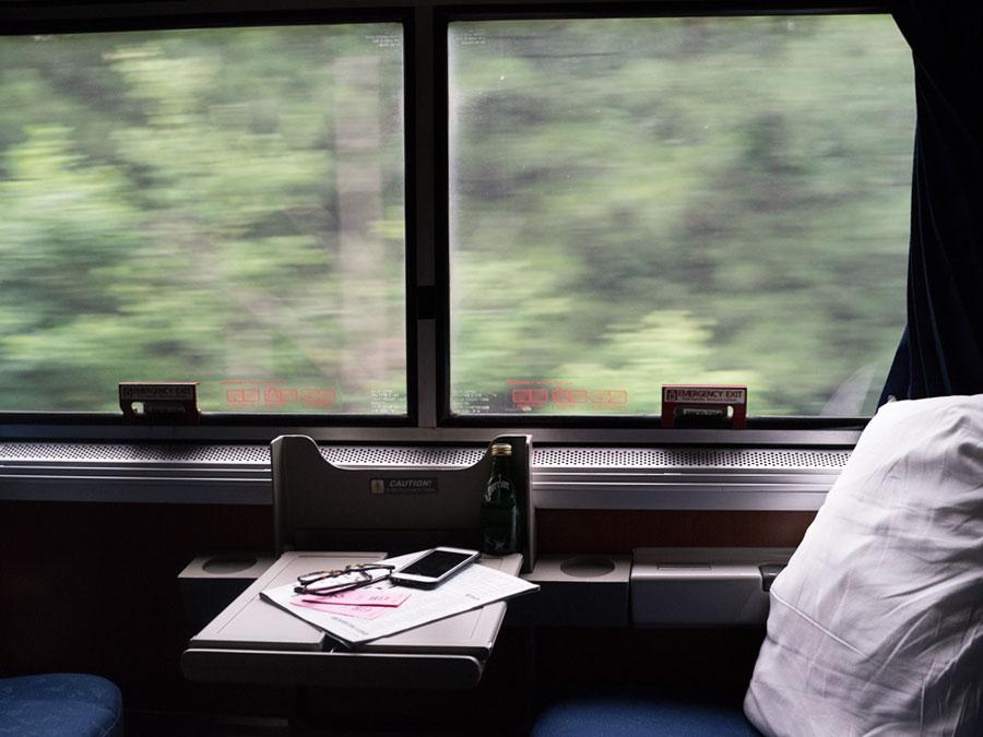 Amtrak Auto Train to Florida Image