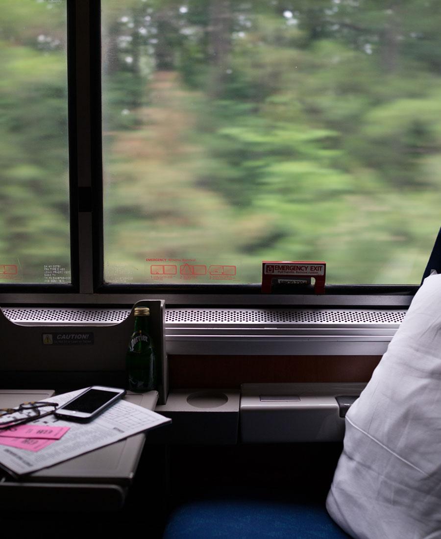 Auto train photo