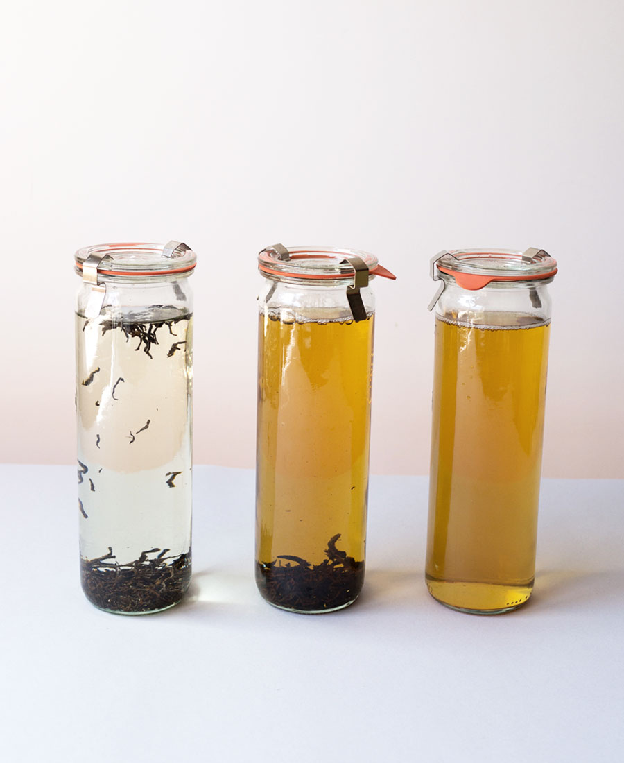 How to Perfectly Cold Brew Iced Tea