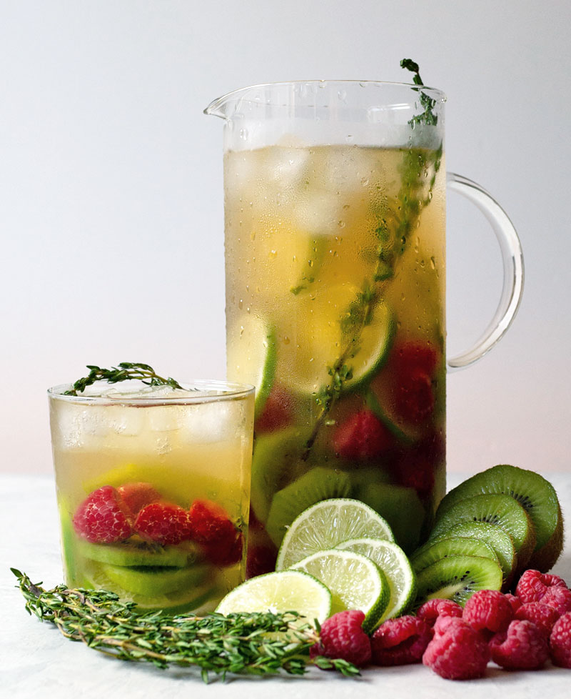 fruit cold brew