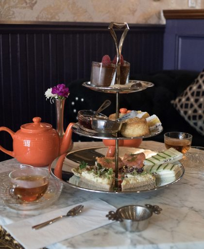 Garfunkel's afternoon tea