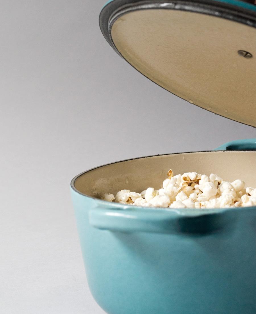 Matcha (Green Tea) Popcorn Recipe