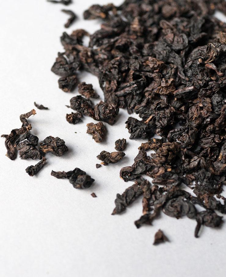 Oolong tea brewing guide
