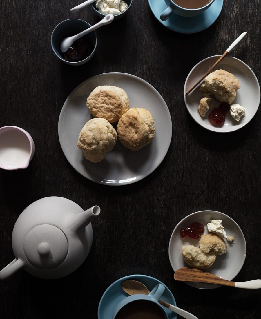 Cream Tea at Home