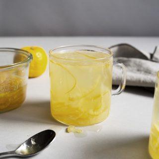 Korean Citron Yuzu Herbal Tea