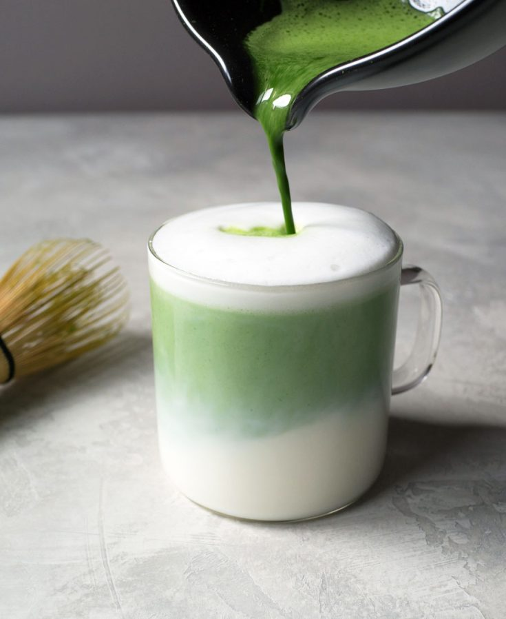 Matcha Latte Made Easy & Delicious