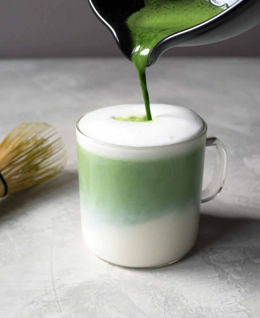 Matcha Latte Recipe
