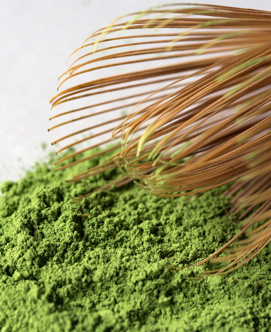 What is matcha photo