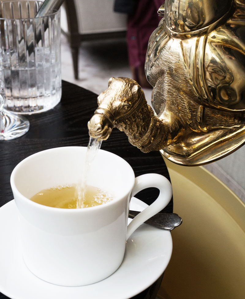 Turkish Tea Baccarat