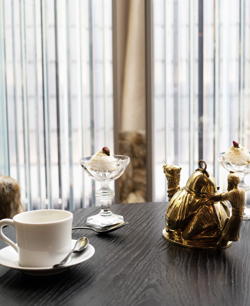 Turkish afternoon tea at the baccarat hotel new york oh for 24 hour salon new york