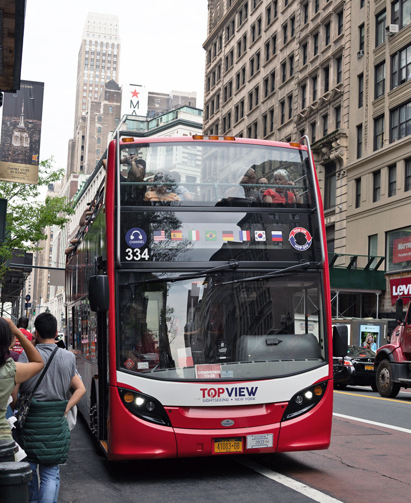 Top View Bus Tour