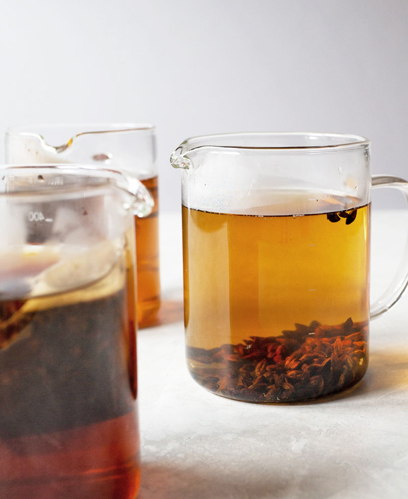 Japanese barley tea