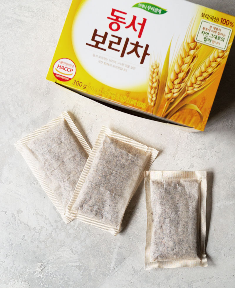 Korean barley tea bags